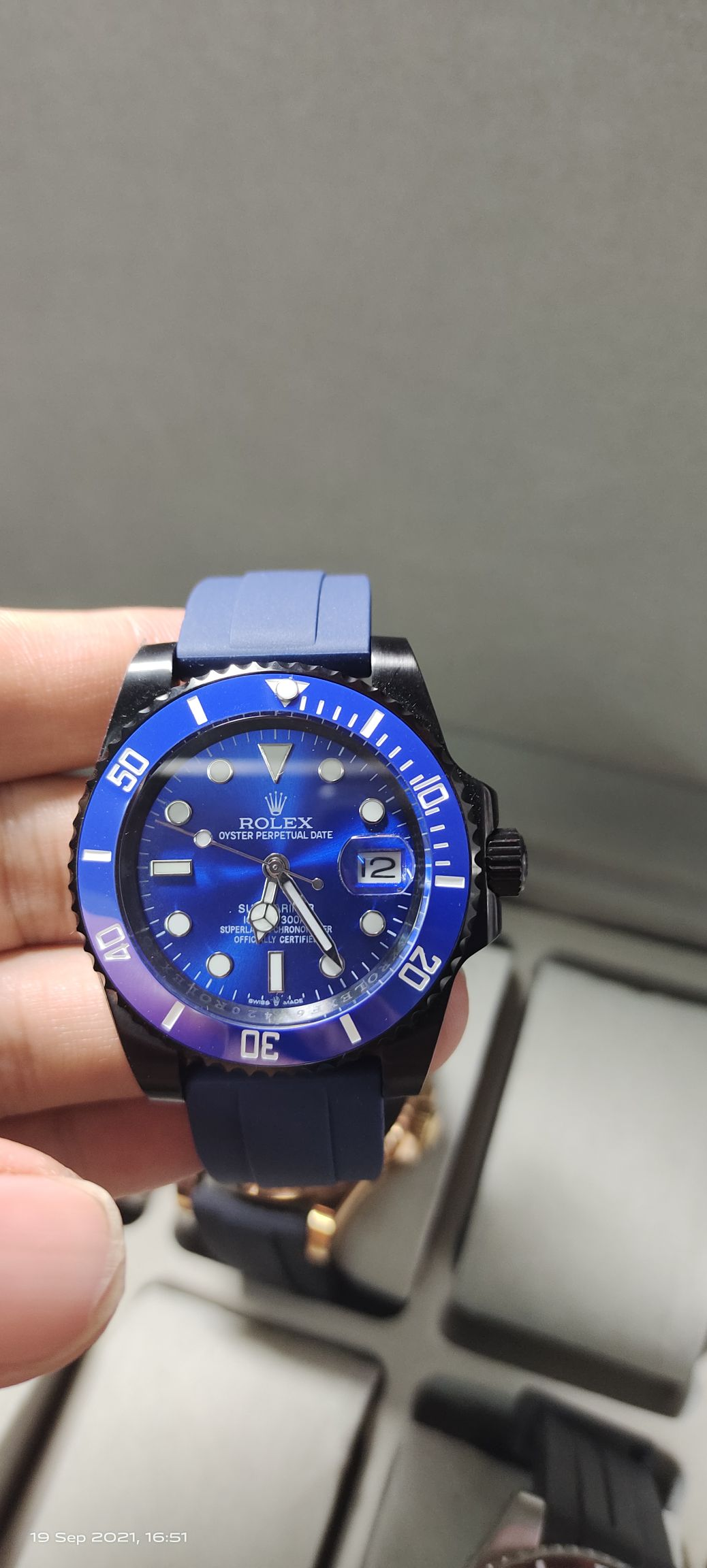 Watch for sell