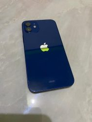 SELL IPHONE 12 blue 128 gb with airpods pro