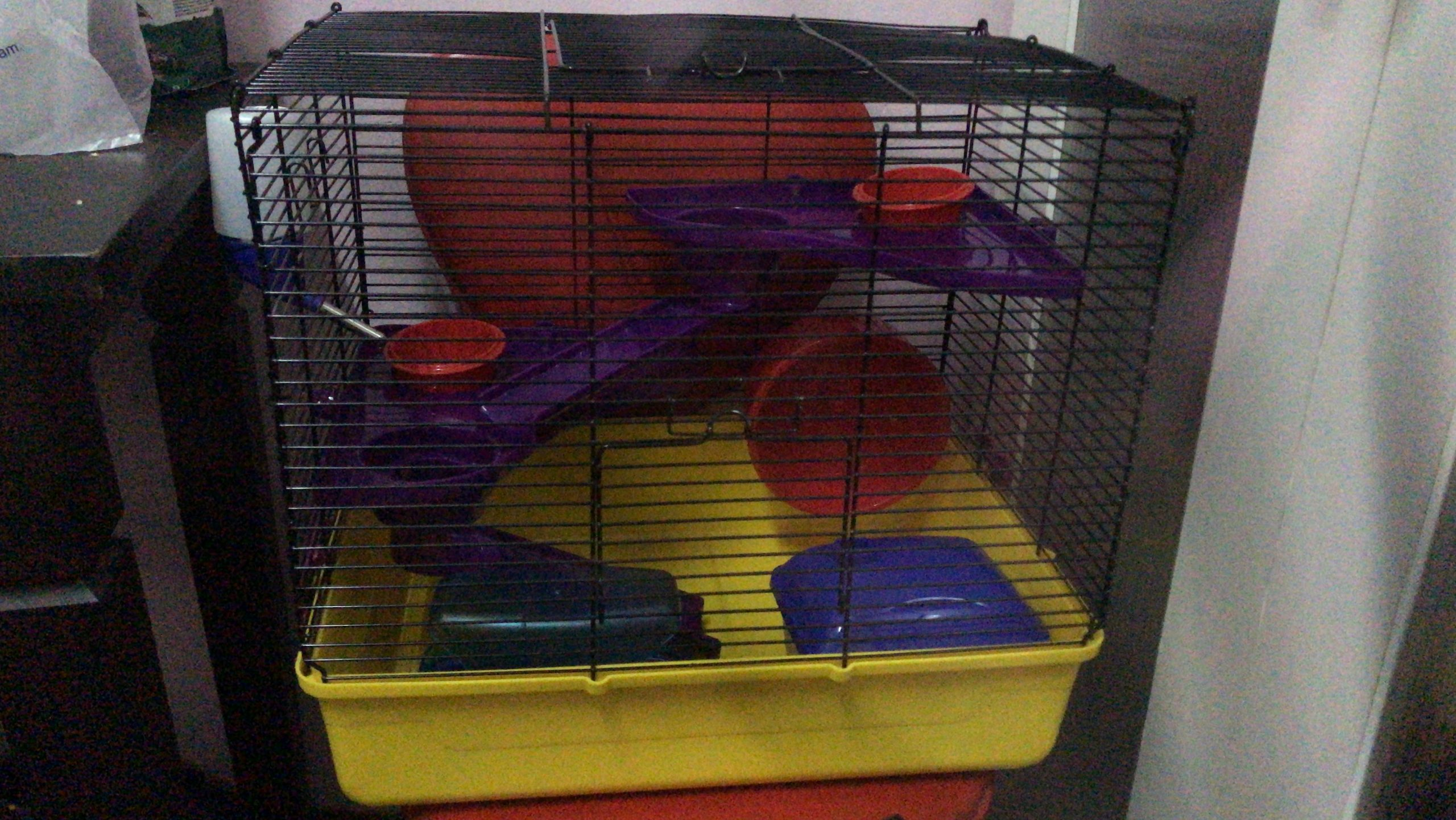 Pawise Hamster Cage