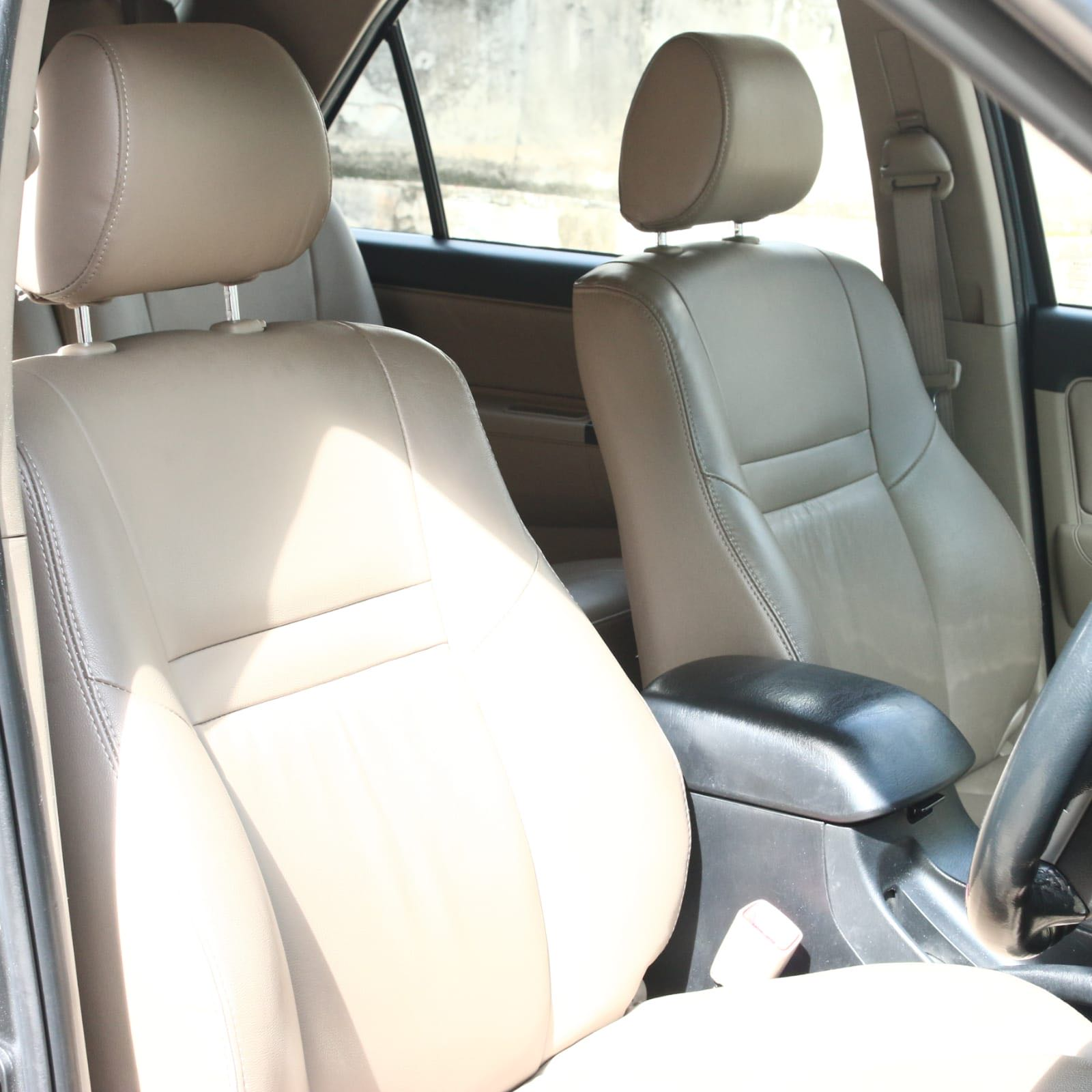 Toyota fortuner 3.0 4WD (2014)