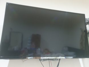 year 2013, 45 inches sony flat screen tv