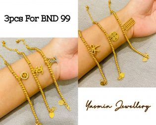 Buy 3 For Only BND 99.