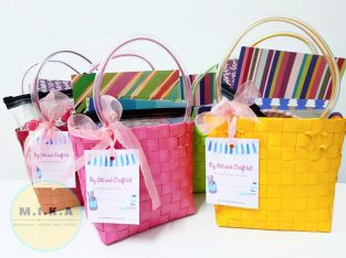 My First Art and Craft with Penan Bag